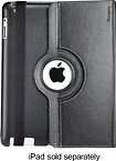 Targus - Versavu Carrying Case for iPad, Accessories - Black