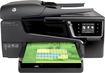 HP - Officejet 6600 Wireless e-All-In-One Printer - Black