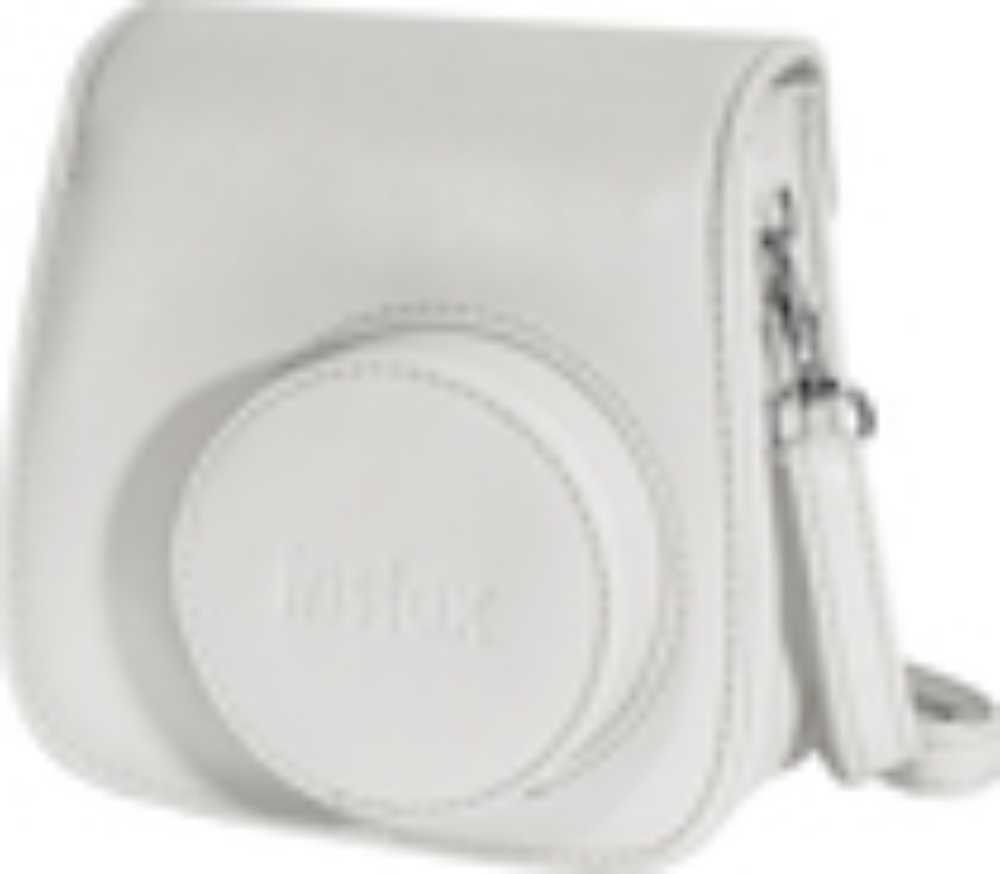 Fujifilm - Groovy Camera Case Base - White
