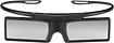 Samsung - 3D Comes To Life with Comfortable Active 3D Glasses - Black