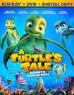 A Turtle's Tale: Sammy's Adventures [2 Discs] [blu-ray/dvd] 4861451