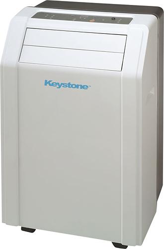 Keystone - 12,000 BTU Portable Air Conditioner