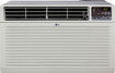 LG - 10,000 BTU Thru-the-Wall Air Conditioner - White