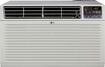 LG - 9,800 BTU Thru-the-Wall Air Conditioner - White