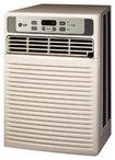 LG - 9,800 BTU Slider/Casement Air Conditioner - White