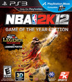 NBA 2K12: Game of the Year Edition - PlayStation 3
