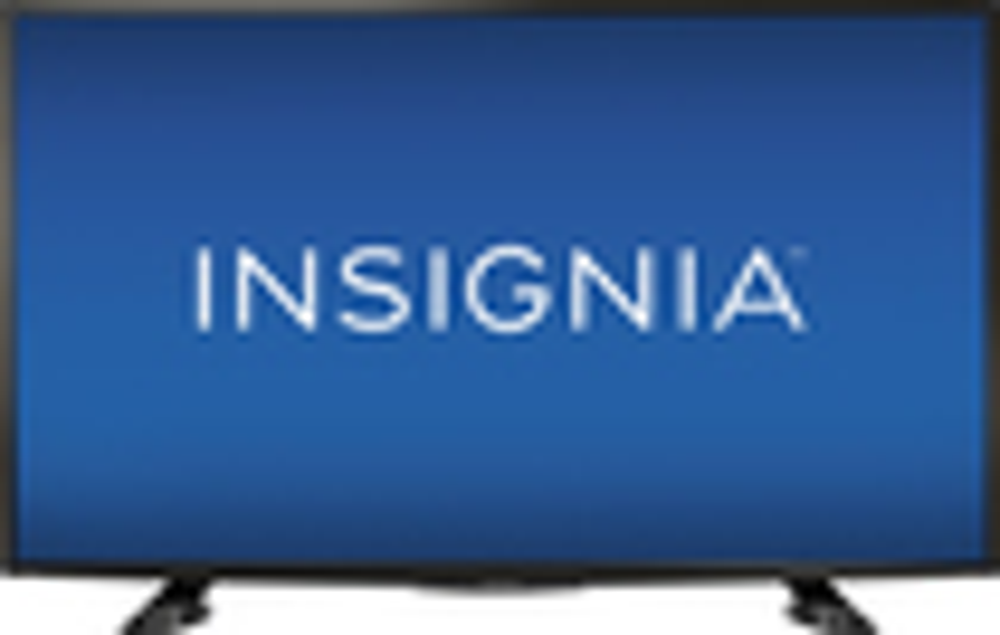 "Insignia™ - 40"" Class (40"" Diag.) - Led - 1080p - Hdtv - Black"