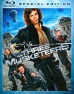 The Three Musketeers [blu-ray] 4863635