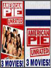 American Pie: 3-Movie Party Pack [Unrated] [3 Discs] (DVD) (Eng/Fre)