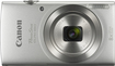 Canon - Powershot Elph 180 20.0-megapixel Digital Camera - Silver