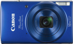 Canon - Powershot Elph 190 20.0-megapixel Digital Camera - Blue