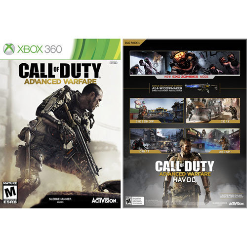 Call of Duty: Advanced Warfare - Game of the Year - Xbox 360