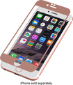 Zagg - Zagg Invisibleshield Screen Protector For Apple Iphone 6s Plus - Rose Gold