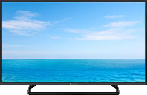 """Panasonic - 50"""" Class (49-1/2"""" Diag.) - LED - 1080p - HDTV - Black"""