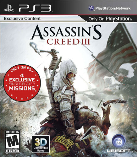 PS3-Assassins Creed 3...