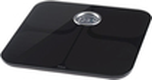Fitbit - Aria Wi-Fi Smart Scale - Black