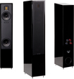 "MartinLogan - Motion 20 5-1/2"" Floor Speaker (Each) - Gloss Black"
