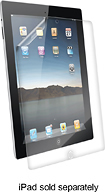 ZAGG - ZAGG Apple iPad 3 Screen Protector, - APPIPAD3S