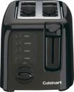 Cuisinart - 2-Slice Toaster - Black