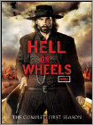 Hell on Wheels: The Complete First Season [3 Discs] (DVD) (Enhanced Widescreen for 16x9 TV) (Eng)