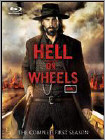 Hell on Wheels: The Complete First Season [3 Discs] (Blu-ray Disc) (Eng)