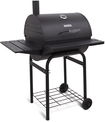 Char-Broil - American Gourmet 600 Series 435 Charcoal Grill - Black