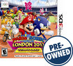 Mario & Sonic at the London 2012 Olympic Games — PRE-OWNED - Nintendo 3DS
