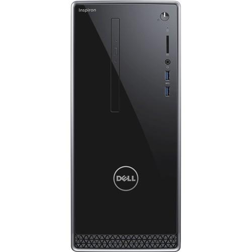 Dell - Inspiron 3650 Desktop - Intel Core i5 - 8GB Memory - 1TB Hard Drive - Black/Silver
