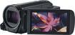 Canon - Vixia Hf R700 Hd Flash Memory Camcorder - Black