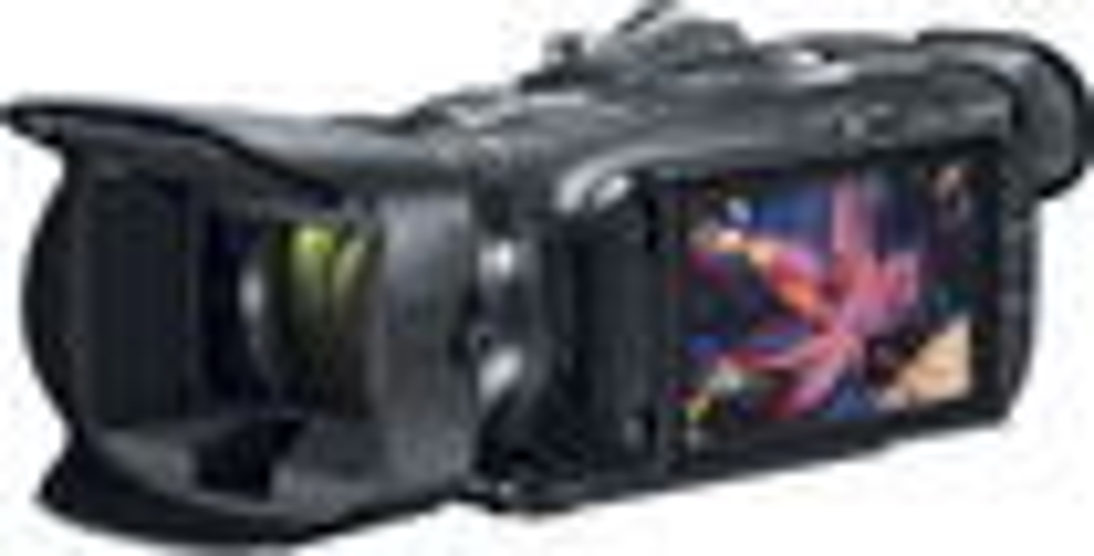 Canon - Vixia HF G40 HD Flash Memory Camcorder