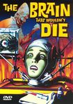 The Brain That Wouldn't Die (dvd) 4890087