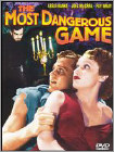 The Most Dangerous Game (DVD) (Black & White) (Black & White) 1932