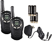 Cobra - microTALK 16-Mile 22-Channel FRS/GMRS 2-Way Radio (Pair)