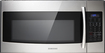 Samsung - 1.9 Cu. Ft. Over-the-Range Microwave - Stainless Steel