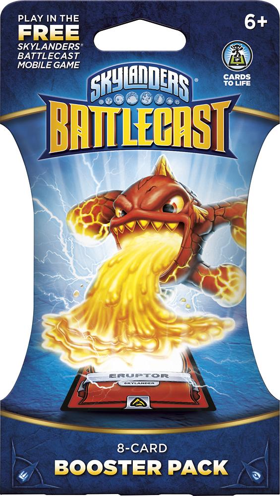 Activision - Skylanders Battlecast: 8-card Booster Pack 4893001