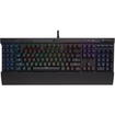 Corsair - K95 Gaming Keyboard - Black Anodized Brushed Aluminum