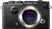 Olympus - Pen-f Digital Mirrorless Camera (body Only) - Black