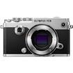 Olympus - Pen-f Digital Mirrorless Camera (body Only) - Silver