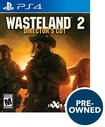 Wasteland 2: Director's Cut - Pre-owned - Playstation 4