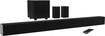 Vizio - 5.1-Channel Soundbar System with Subwoofer - Black