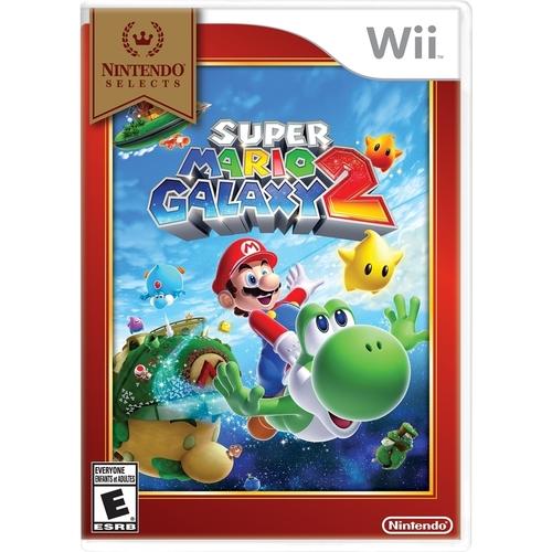 Nintendo Selects: Super Mario Galaxy 2 - Nintendo Wii