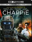 Chappie [includes Digital Copy] [4k Ultra Hd Blu-ray/blu-ray] 4901152