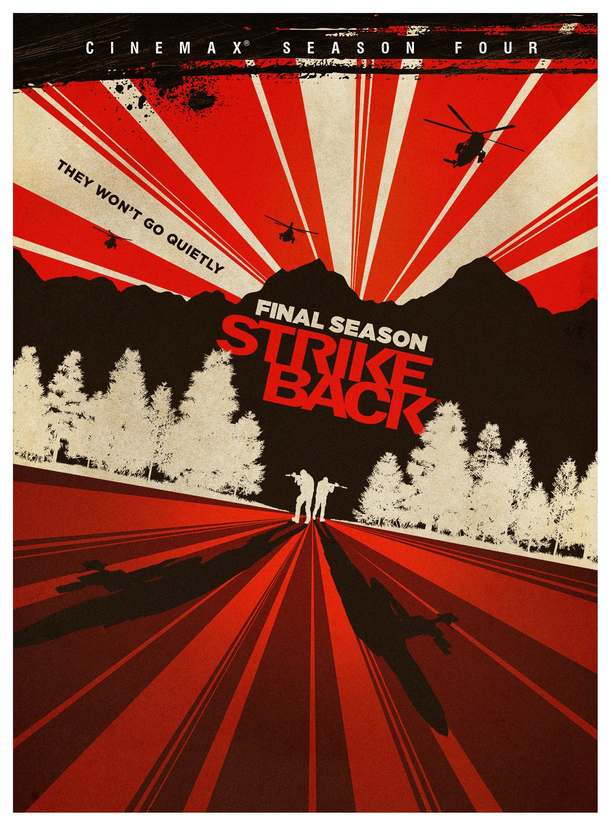 Strike Back: The Complete Fourth Season [2 Discs] (dvd) 4901411