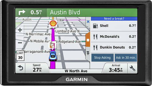 Garmin - Drive 60LM 6 GPS with Lifetime Map Updates