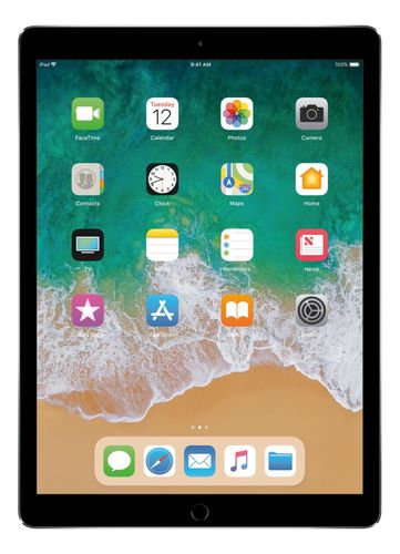Apple - 12.9- Inch iPad Pro with Wi-Fi - 256 GB - Space Gray