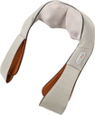 HoMedics - Shiatsu Deluxe Neck and Shoulder Massager with Heat - Gray
