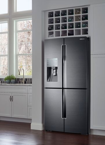 Samsung Showcase 2204 Cu Ft 4 Door Flex French Door Counter
