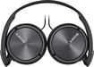 Sony - ZX Series On-Ear Stereo Headset