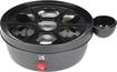 Kalorik - 7-Egg Cooker - Stainless-Steel/Black
