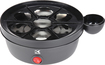 Kalorik - 7-Egg Cooker - Stainless-Steel/Black
